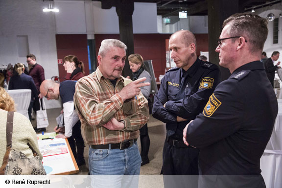 Begleitausschuss - Demokratie leben! - Polizeidienststellen im Landkreis Haßberge
