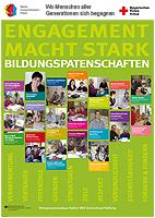 """Unser Projekt """"Bildungspatenschaften"""" gehört zu den Finalisten des Ehrenamtspreises 2011 """"Engagiert im DRK"""""""