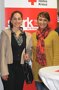 ELTERNCAFÉ eröffnet - Veranstaltung mit Ilkay Dogan