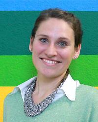 Lisa Geyer, Ansprechpartnerin MGH-Außenstelle Ebern