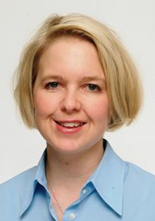 Elternbegleiterin Anja Lindner