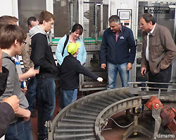 Boys@Work zu Besuch bei Göller
