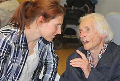 Gespräche zwischen Jung und Alt