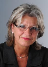 BRK Vizepräsidentin Brigitte Meyer