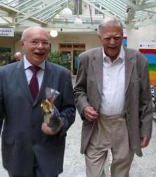 Michael Ballhaus und Dieter Greger