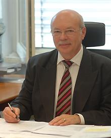 BRK Kreisgeschäftsführer Dieter Greger - Auftaktveranstaltung Allianz für Menschen mit Demenz