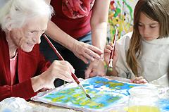 Lokale Allianzen für Menschen mit Demenz