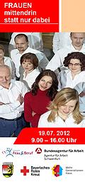 Arbeitsmarkt für Frauen - Wiedereinstieg leicht gemacht