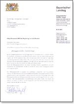 Glückwünsche von MdL Steffen Vogel zum Integrationspreis