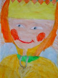 Der Königsgaukler: Ein Bild aus der JugendKUNSTschule