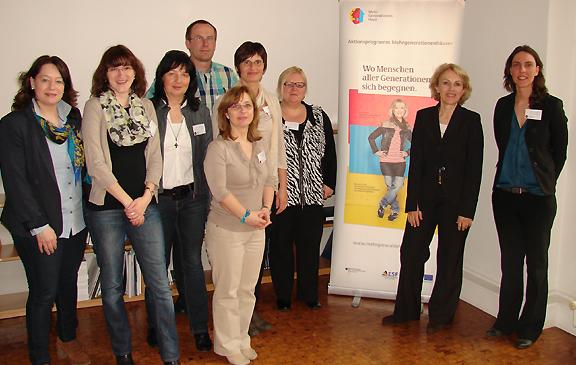 Netzwerktreffen der Innovationshäuser 2012 in Berlin