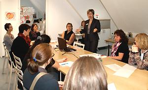 Frauen Mittendrin: Vortrag von Doris Küfler-Schönfelder