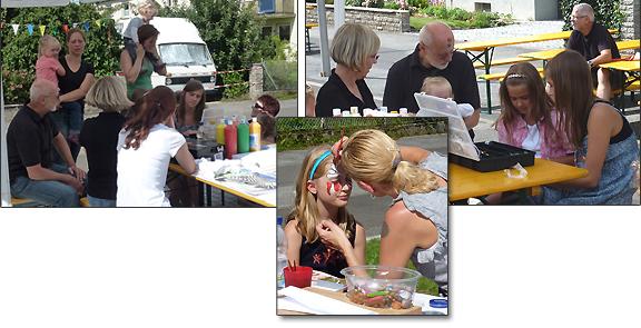 Siedlerfest der Siedlervereinigung Haßfurt