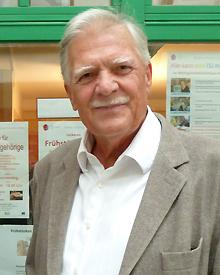 Michael Ballhaus 2011 zu Besuch im MGH  (Foto: Sabine Meissner)