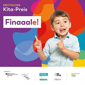 Finale: Auf der Zielgeraden zum Deutschen Kita-Preis 2021 - Bildquelle © Deutsche Kinder- und Jugendstiftung GmbH