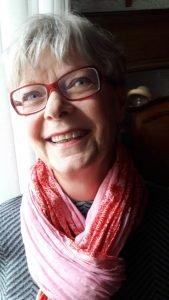 Ernährungsberaterin Birgit Scheffler, Referentin im Projekt GESUND und lecker UNTERWEGS