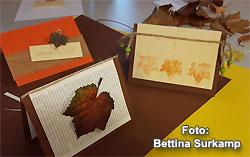 MGH-Sprachcafé: Lust auf Herbst