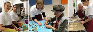 Intergenerative Projekte im Mehrgenerationenhaus