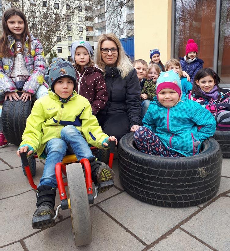Osterferienprogramm 2018 - Lernen, Bildung, Förderung und Spaß