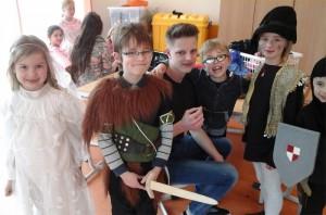 Osterferienprogramm II 2016 - Märchenspiele