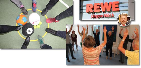 Aktionstag Gesund und fit in jedem Alter