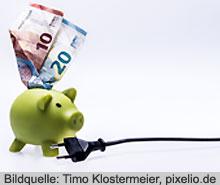 E-Mobilität und Energiesparen (Bildquelle: Timo Klostermeier, pixelio.de)