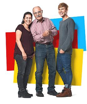 Unser MGH: Mehrgenerationenhaus Haßfurt im Bundesprogramm 2017