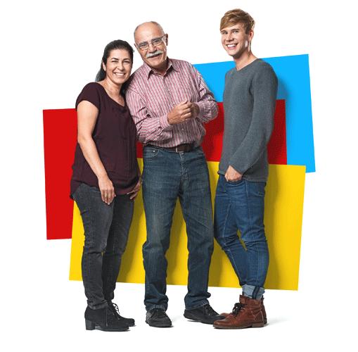 Mehrgenerationenhaus Haßfurt: Wo Menschen aller Generationen sich begegnen.