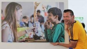 """Ausstellungseröffnung """"Zusammenhalt fördern, Integration stärken"""" (Foto: Chr. Reuther)"""