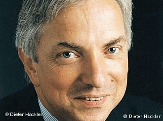 Ministerialdirektor Dieter Hackler