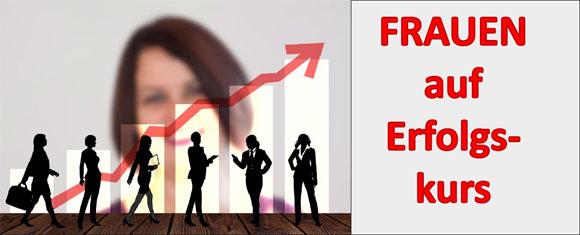 Frauen auf Erfolgskurs (Online Seminare)