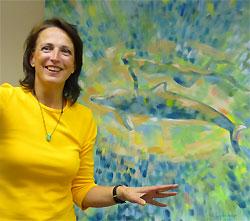 Neuer Kurs mit Hannelore Heider: Malerei, Musik und mehr: für alle Generationen