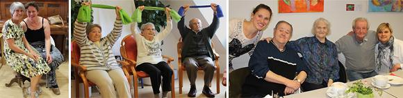 Helferkreis für Ältere und Hochbetagte
