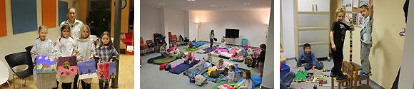 Kinderhotel (Fotos: MGH Haßfurt)