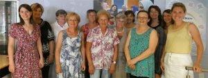 Lesen macht Freude - Die Lesepaten im Mehrgenerationenhaus Haßfurt