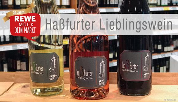 Haßfurter Lieblingswein: Sorten (Foto: Helmut Wihr)