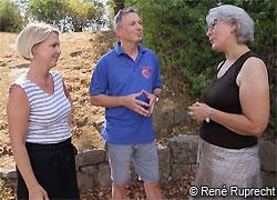 Anja Lindner, Elmar Weinbeer und Fabiola Ruß (Foto: René Ruprecht)