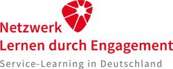 LdE-Logo: Lernen durch Engagement