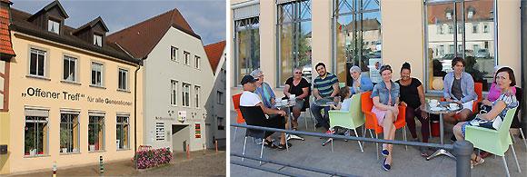 Mehrgenerationenhaus (MGH) Haßfurt: Miteinander der Generationen