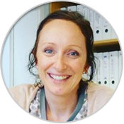 MGH-Team: Projektmitarbeiterin Simone Hümmer