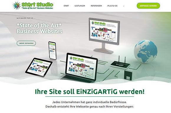 StArt-Studio: Business Websites by GerlPrint