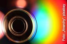 Kreativ-Samstag: Suncatcher aus CDs