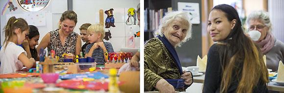 Betreuungsnetzwerk für alle Generationen (Fotos: René Ruprecht)