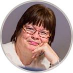 Silvia Hauck, freiwillig Engagierte der RentenSCHMIEDE