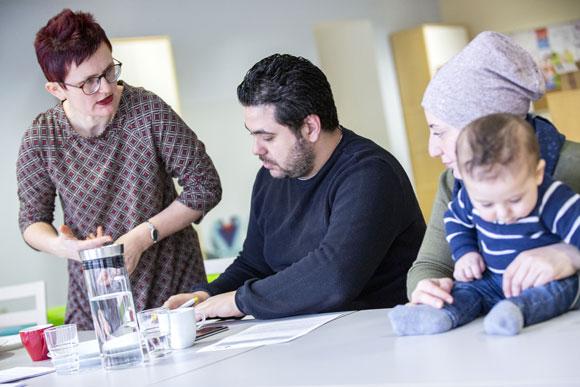 Familien- und Elternbegleitung (Foto: René Ruprecht)