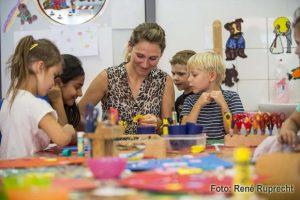 """Ferienprogramm für Vorschulkinder: """"FIT für die Schule"""" (Foto: René Ruprecht)"""