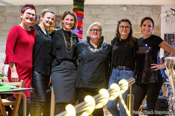 Weihnachtsfunkeln 2019 im MGH Haßfurt (Foto: René Ruprecht)