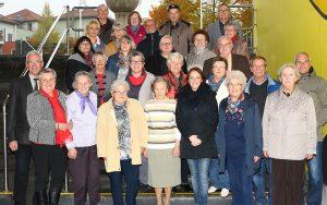 Der Seniorenbeirat der Stadt Haßfurt