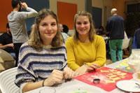 Das MGH-Sprachcafé feiert Fasching