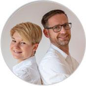 MGH-Expertennetzwerk: Jochen Andernach und Steffi Martin, Hörakustiker